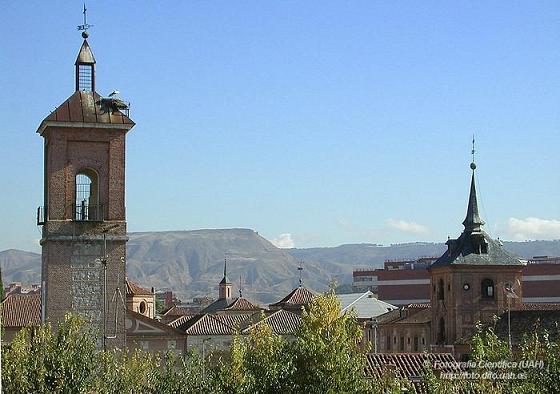 Los cerros de Alcalá